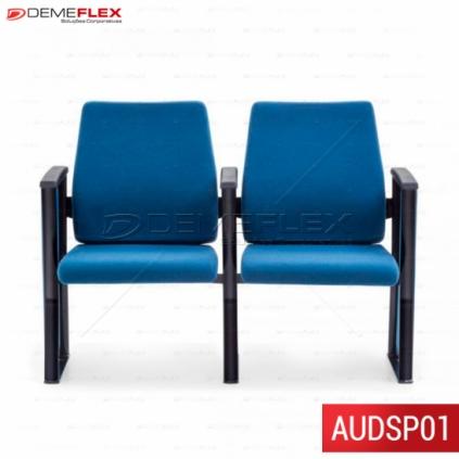 Cadeiras Para Auditório Sephia Base Fixa