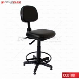 Cadeira Caixa Secretaria Back system Curitiba Demeflex
