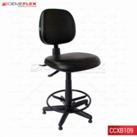 Cadeira Caixa executiva Back system Curitiba Demeflex