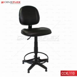 Cadeira Caixa CCXL110 Curitiba Demeflex