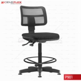 Cadeira Caixa Ergonomica Zip Curitiba Demeflex