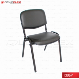 Cadeira Fixa Estofada Curitiba Demeflex