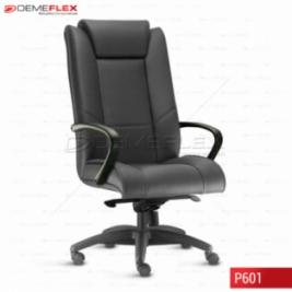 Cadeira Giratória Base Preta Presidente Onix Curitiba Demeflex