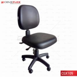 Cadeira Giratória Ergonômica Escritório Recepção Curitiba Demeflex
