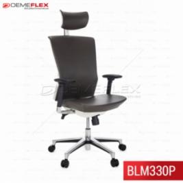 Cadeira Presidente Blume Office BLM330P Curitiba Demeflex