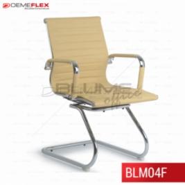 Cadeira Fixa Blume Office BLM04F Curitiba Demeflex