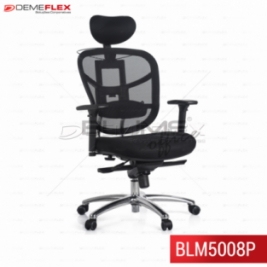 Cadeira Presidente Blume Office BLM5008P Curitiba Demeflex
