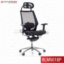 Cadeira Presidente Blume Office BLM5018P Curitiba Demeflex