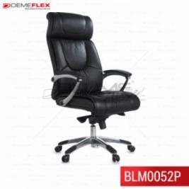 Cadeira Presidente Blume Office BLM0052P Curitiba Demeflex