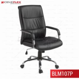 Cadeira Presidente Blume Office BLM107P Curitiba Demeflex