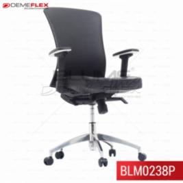Cadeira Diretor Blume Office BLM0238P Curitiba Demeflex
