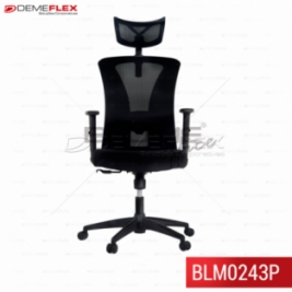 Cadeira Presidente Blume Office BLM0243P Curitiba Demeflex