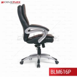 Cadeira Presidente Blume Office BLM616P Curitiba Demeflex