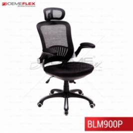 Cadeira Presidente Blume Office BLM900P Curitiba Demeflex