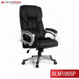 Cadeira Presidente Blume Office BLM1005P Curitiba Demeflex