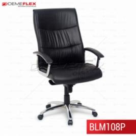 Cadeira Presidente Blume Office BLM108P Curitiba Demeflex
