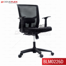 Cadeira Diretor Blume Office BLM0226D Curitiba Demeflex