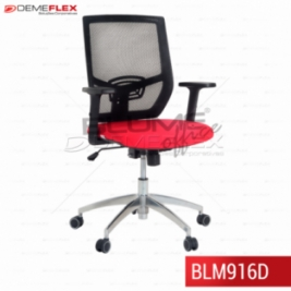 Cadeira Diretor Blume Office BLM916D Curitiba Demeflex
