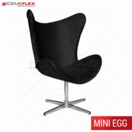 Poltrona Decorativa Mini Egg Curitiba Demeflex