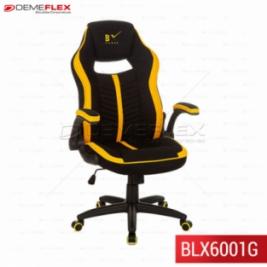 Cadeira Gamer BLX em Tecido Poliéster Curitiba Demeflex