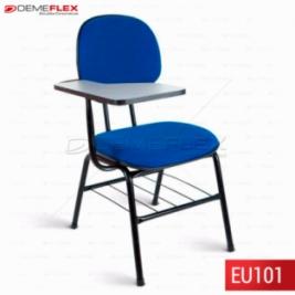 Cadeira Universitária Universal Curitiba Demeflex