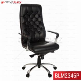 Cadeira Presidente Blume Office BLM2346P Curitiba Demeflex